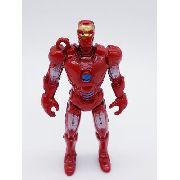 Chaveiro Homem De Ferro 6cm Coleção Brinquedo Vingadores