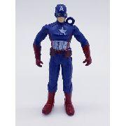 Chaveiro Capitão América 6cm Coleção Brinquedo Vingadores