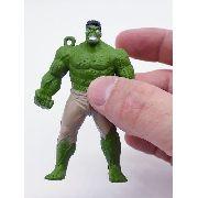Chaveiro Hulk 6cm Coleção Brinquedo Vingadores