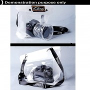 Bolsa A Prova De Agua 20 M Câmera Digital Profissional