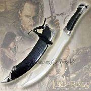 Espada Adaga O Senhor Dos Anéis Dagger Aragorn Dagger 44cm