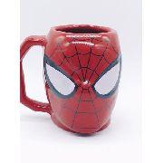 Caneca Porcelana Homem Aranha Spiderman Zona Criativa