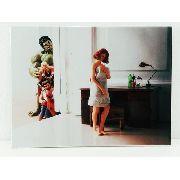 Placa Metal Vingadores 27x20cm Coleção Viuva Negra Banheiro Anúncio com variação
