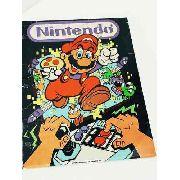Placa Metal Mario Bros 27x20cm Coleção Game Nintendo Anúncio com variação