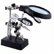 Kit Lupas Eletrônica E Óculos