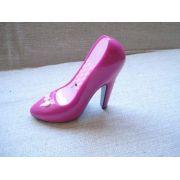 Telefone Sapato Salto Alto Pink Com Rosa Com Fio