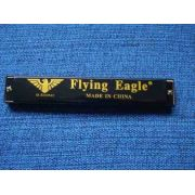 Gaita De Boca 24 Furos 48 Vozes Flying Eagle
