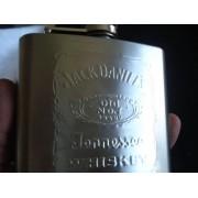 Garrafa De Bolso Jack Daniels Inox 147ml
