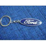 Chaveiro Ford Marca Automotivo Carro Esportivo Mod 2