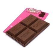 Espelho Para Viagem Barra De Chocolate Importado Tablete