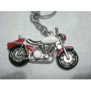 Chaveiro Moto Esportiva Inox