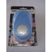 Furador Perfurador Scrapbook Flor 8 Petalas Corte 4cm