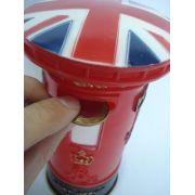 Cofre Caixa De Correio Londres Retro Decoração Inglaterra