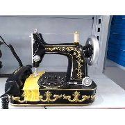 Telefone De Mesa Maquina De Costura Retro Vintage