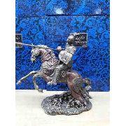 Cavaleiro Medieval By Veronese Design Cavalo E Lança
