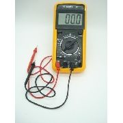 Multimetro Digital 9205a Com Capacimetro Pronta Entrega