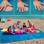 Tapete Mágico Para Praia E Camping - Sand Less Mat 150 X 200