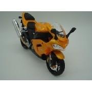 Miniatura Moto Kawasaki Ninja Zx - 10r Escala 1/12 Maisto