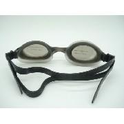 Óculos Natação Adulto Proteção Uv Preto Cod708