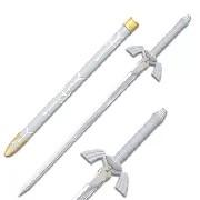 Zelda Twilight Master Sword Whit Mod Sf3559-3