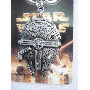 Chaveiro Star Wars Millennium Falcon Coleção Han Solo