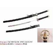 Espada Katana Samurai Preta Super Promoção
