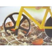 Cortador De Pizza Bicicleta Vermelha
