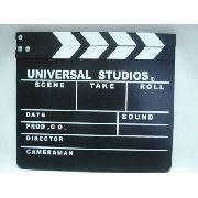 Claquete Cinema Filmagem Decoração Retro