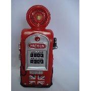 Cofre Bomba Gasolina Londres E Cofre Extintor De Incêndio