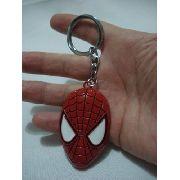 Chaveiro Homem Aranha Vingadores Em Metal Spider