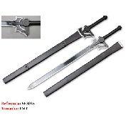 Espada Medieval Gladiador Coleção Colsplay Anime Kirito
