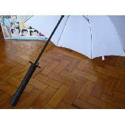 Guarda Chuva Cosplay Espada Katana Samurai