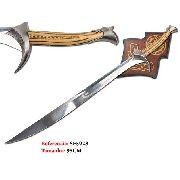 Espada Thorin Escudo De Carvalho 98cm O Hobbit