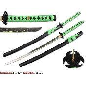 Espada Samurai 100cm Katana Dragão King Oriental Vintage