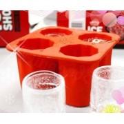Ice Shots - Forma De Gelo Formato Copo Para Drinks