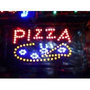 Letreiro Luminoso Placa De Led Pizza