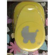 Furador Perfurador Scrapbook Carrinho De Bebê Corte 3,5cm