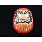 Boneco Daruma 9cm Cofre Amuleto Japones D8