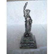 Cofre Estatua Da Liberdade Cofrinho Moedas