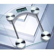 Balança Digital Vidro Banheiro Academia