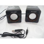 Caixa De Som Speaker Usb Mini