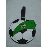 Etiqueta Identificação Malas Bola Futebol Bagagem Bolsas