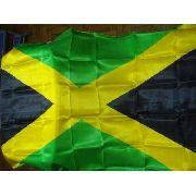 Bandeira Jamaica 1,5mx90cm Festas Decoração