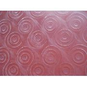 Placa Textura Embossing Folder Rolinhos Circulos 14cmx14cm