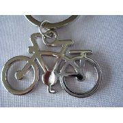 Chaveiro Inox Bicicleta Vintage Bike Retro