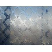 Placa Textura Embossing A4 Flor Complexa 30x21cm