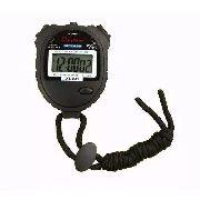 10x Unidades - Cronômetro Digital Com Relógio Data E Cordão