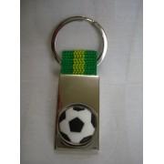 Chaveiro Brasil Copa 2014 Bola 3d Frete Gratis