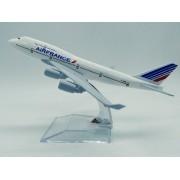 - Avião Air France Jato Miniatura