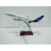 - Avião Airbus A330 Metal 31x28cm Miniatura Coleção